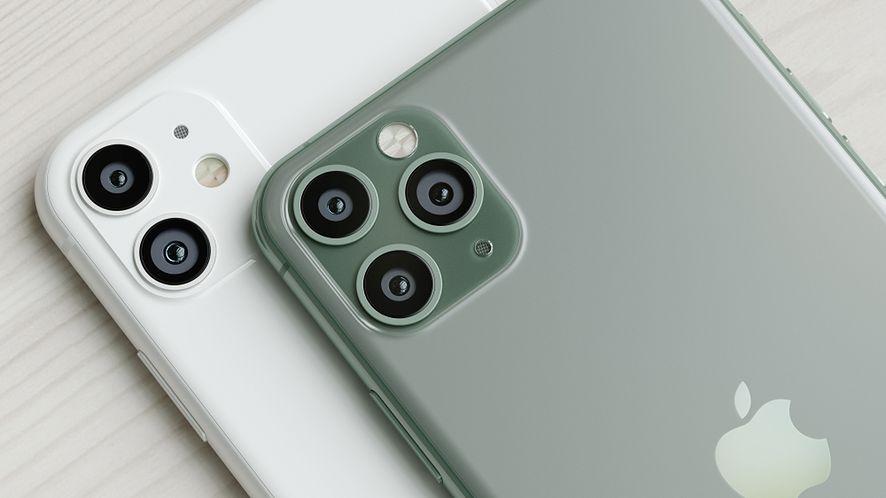 iPhone 11 i 11 Pro, fot. Shutterstock.com