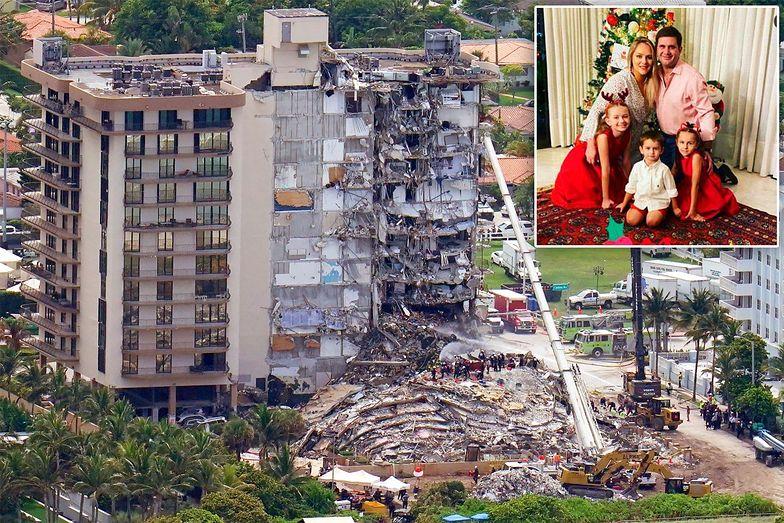 Zaginęła rodzina prezydenta. Ciała właśnie odkopano spod gruzów w Miami