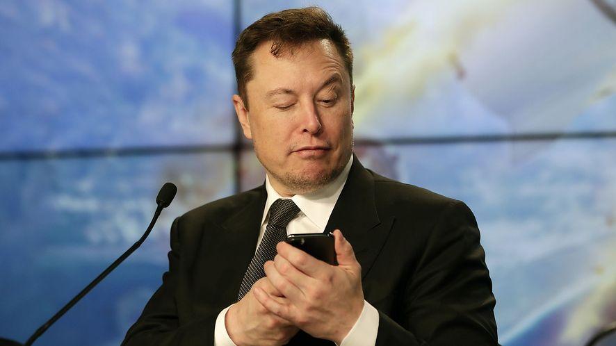 Elon Musk oferował rozmowę na Clubhouse prezydentowi Putinowi, fot. East News