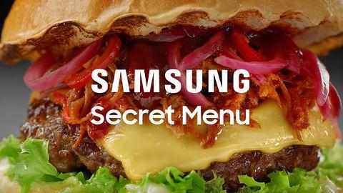 Samsung dosłownie nakarmi posiadaczy swoich smartfonów. W restauracjach dostaną specjalne menu