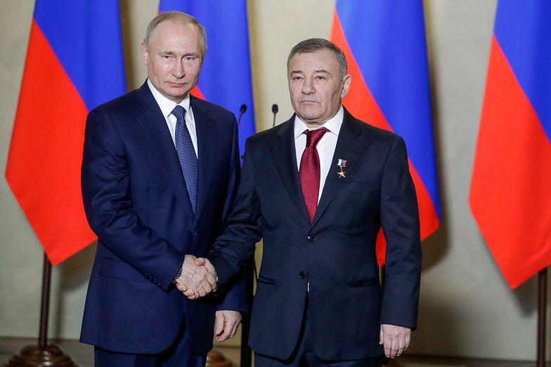 Rosja. Znalazł się właściciel zamku Putina. Zaskoczeni?