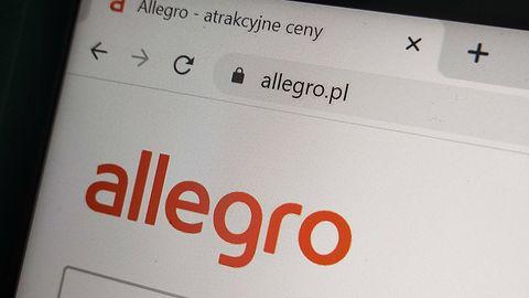 Uważaj na fałszywe aukcje Allegro. CERT Polska ostrzega przed zagrożeniem