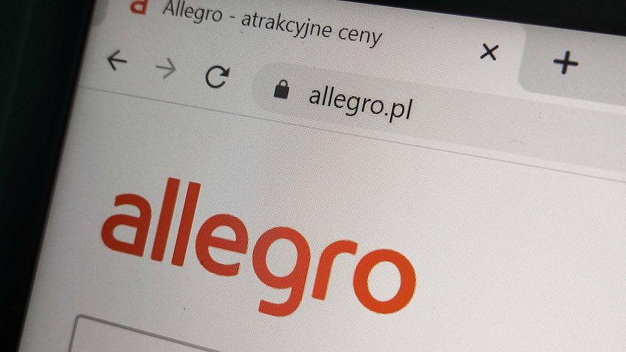 Kolejne oszustwo z wykorzystaniem wizerunku Allegro /fot. dobreprogramy