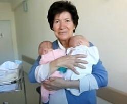Najstarsza matka w Hiszpanii straciła opiekę nad bliźniakami