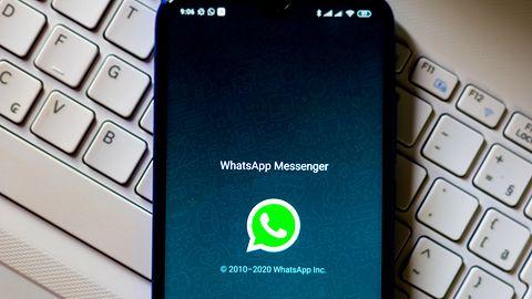 WhatsApp z możliwością logowania na wielu urządzeniach.Są nowe informacje