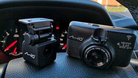 Test kamerki Mio MiVue 798 Dual: świetna funkcjonalność dwóch kamer