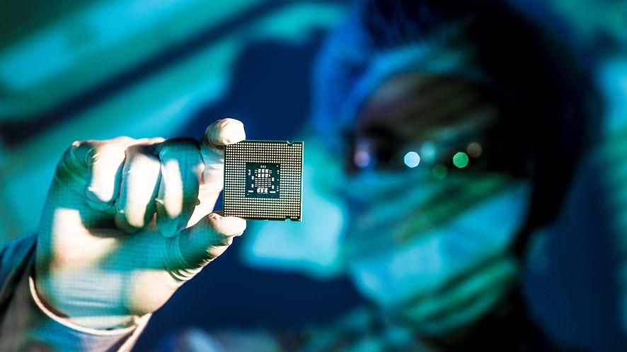 Niedobór procesorów receptą na tańsze pamięci RAM i dyski SSD? Tak sądzą analitycy z TrendForce. Źródło: Depositphotos