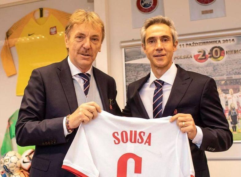 Paulo Sousa przyjął pracę w Polsce. Zdradził, jak zareagowała jego żona