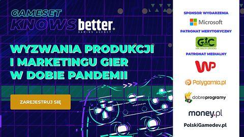 Izolacja i praca zespołowa przy tworzeniu gier - wyzwania twórców w czasie pandemii.