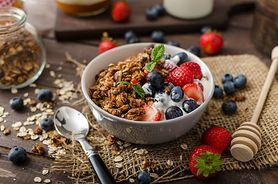 Granola – właściwości odżywcze, składniki i przepisy