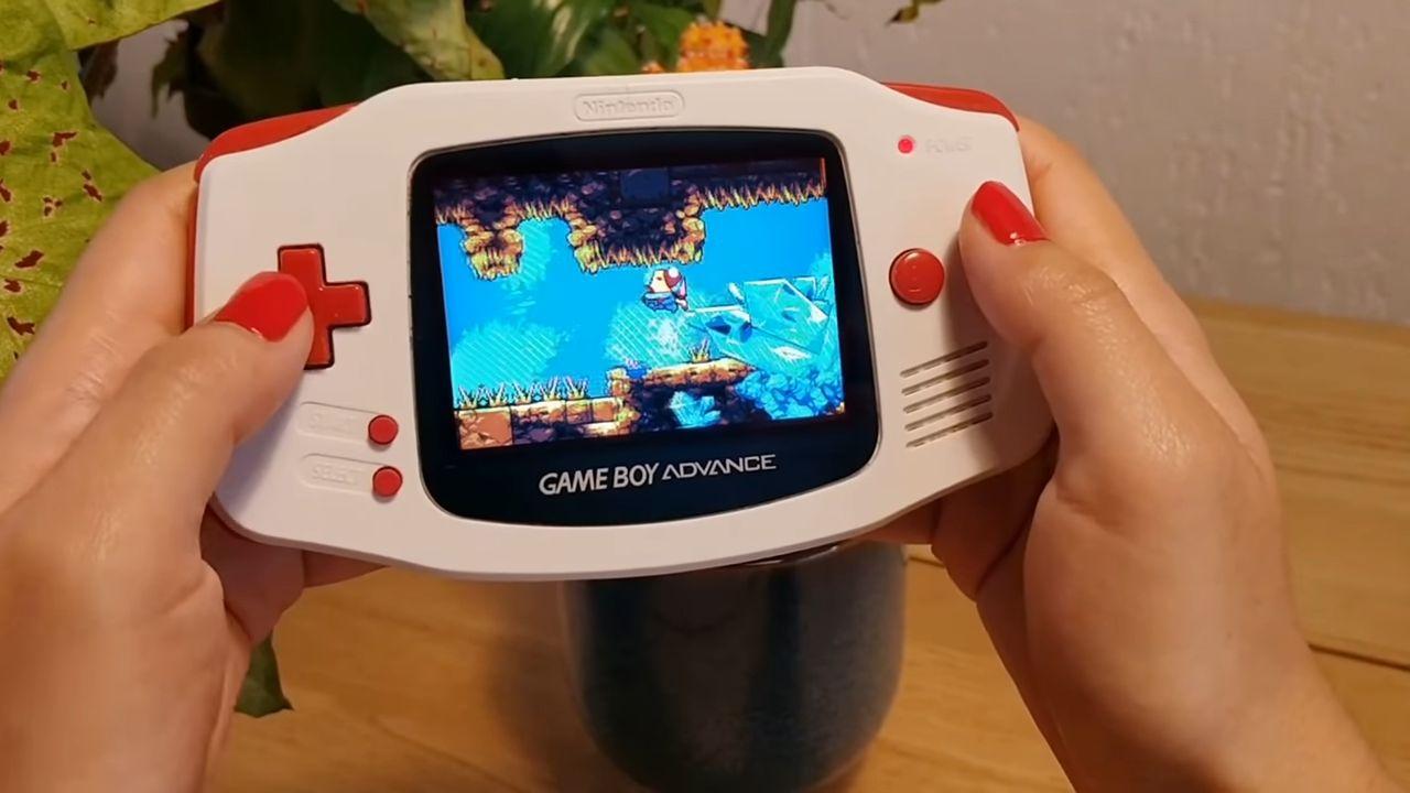 Goodboy Galaxy zebrał kasę w dobę. To pierwsza gra na GBA od 14 lat - Goodboy Galaxy na GBA