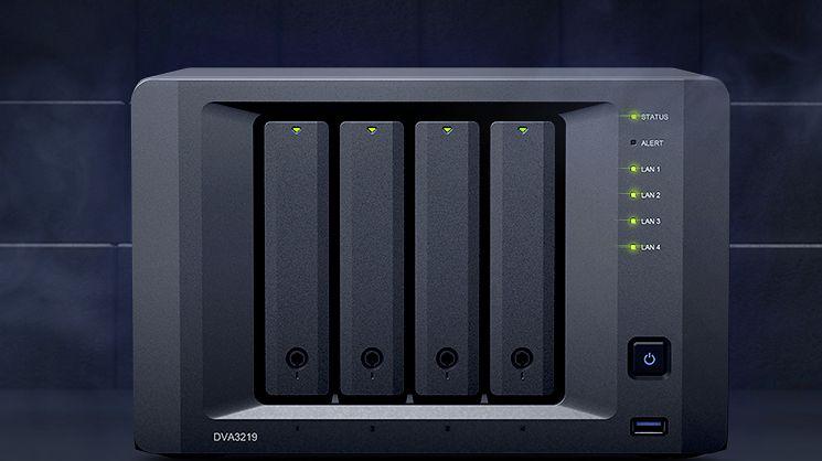 Synology przedstawia nowy rejestrator do monitoringu, fot. Synology
