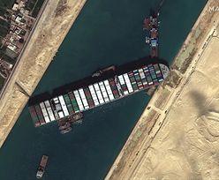 Zabawki erotyczne zablokowane w Kanale Sueskim
