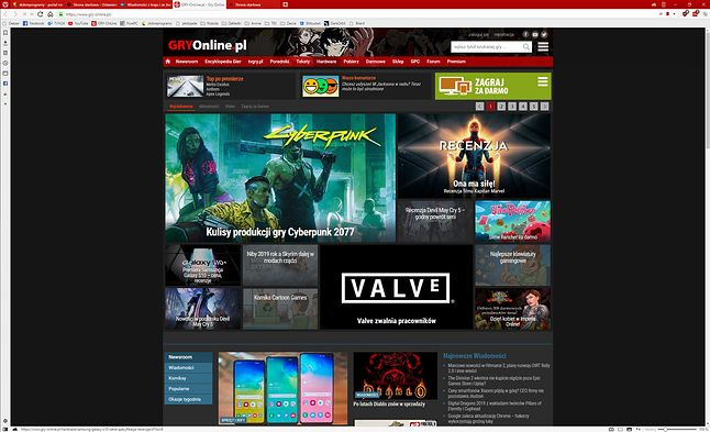 Motyw Vivaldi - gry-online.pl