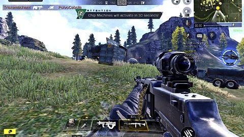 Call of Duty: Mobile - czyli recenzja rzezi niewiniątek na PC (emulator Gameloop & Reshade)