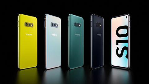 Samsung Galaxy S10e – premiera. Oto wszystko, co najważniejsze o najtańszym modelu w serii