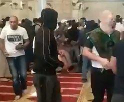 """""""Beczka prochu płonie"""". Dramat w meczecie. Nagrania z Izraela obiegły świat"""
