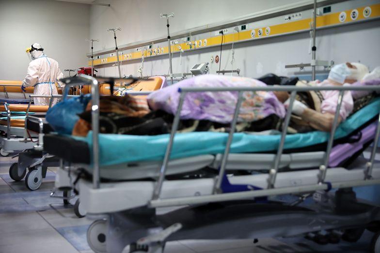 Raport Ministerstwa Zdrowia. Kolejne 10 tys. z koronawirusem