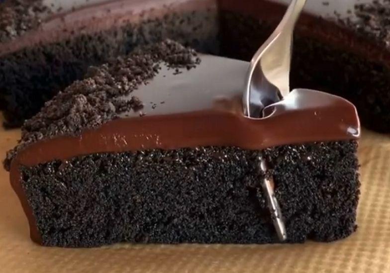 Wyśmienite ciasto Oreo. Tylko 3 składniki, bez użycia piekarnika