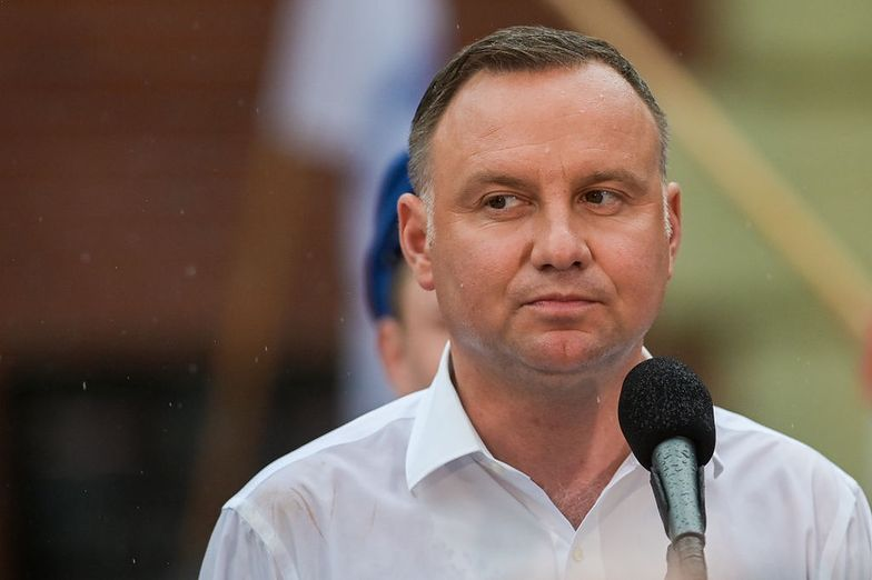 Rosyjscy youtuberzy wkręcili Andrzeja Dudę. MSZ wyciąga konsekwencje