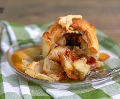 Jabłka pieczone z karmelem. Prosty deser idealny na jesień