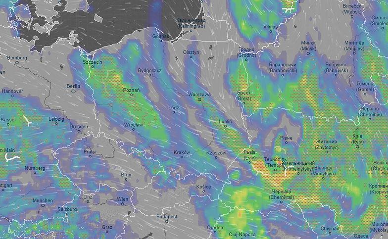 Pogoda na dziś - 18 maja. Uwaga na burze. Liczne ostrzeżenia IMGW