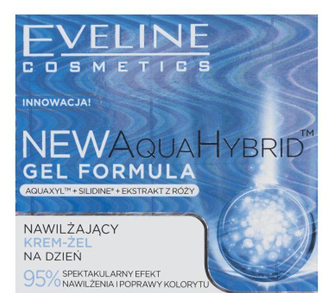 Cera naczynkowa - Eveline New Aqua Hybrid Formula - 16,99 zł