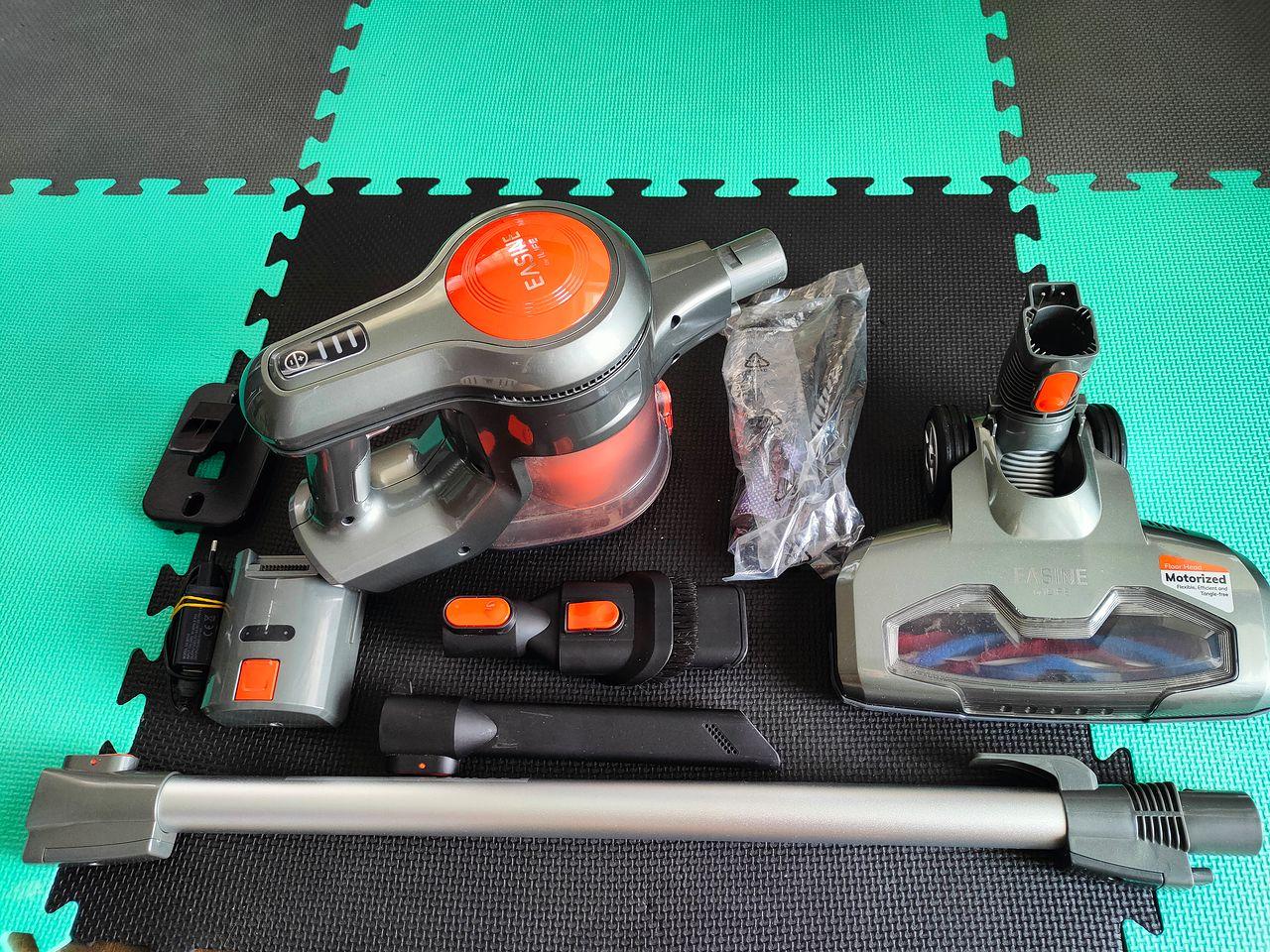Recenzja EASINE iLife H70 — najlepszy odkurzacz bezprzewodowy do 500 zł?