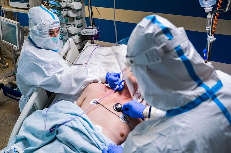 Koronawirus. Rekord zakażeń i zgonów na Węgrzech