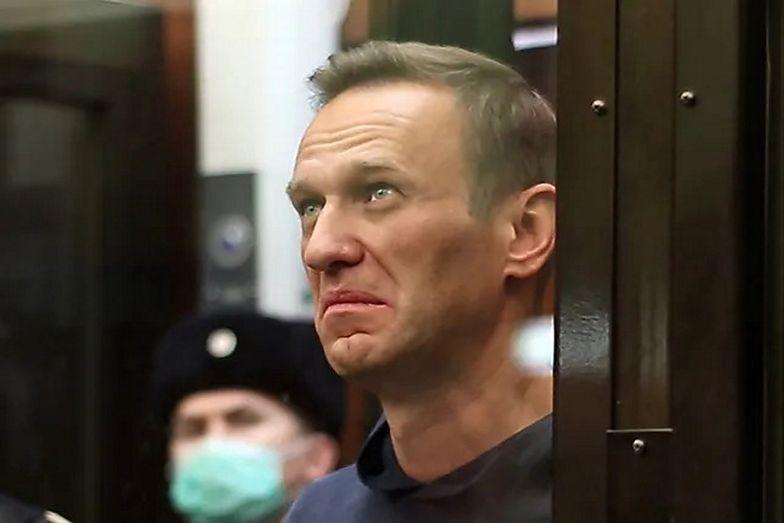 Gruźlica w rosyjskim więzieniu. Nawalny źle się czuje