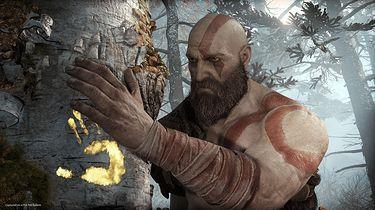 God of War, The Divison 2 i Judgment ulepszone pod nową generację - God of War