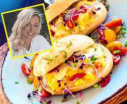 Justyna Żyła pokazała jak przyrządza jajecznicę dla swoich dzieci
