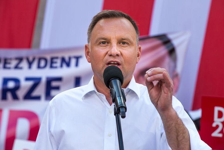 O Dudzie w USA. Polska wymieniana obok Węgier, Rosji i Ugandy