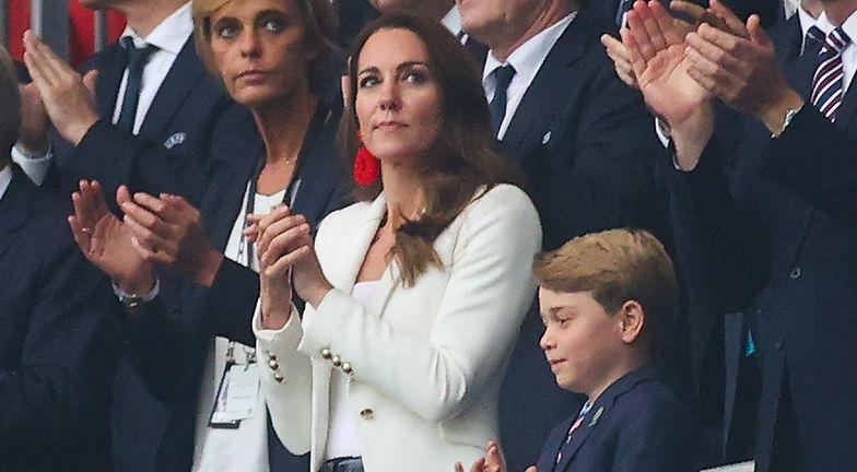 Wystarczył jeden gest księżnej Kate. Fani wiedzą swoje