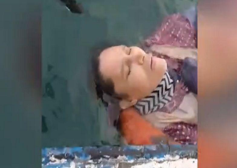 Nowe informacje o zaginionej. Zniknęła 2 lata temu, odnaleziono ją dryfującą w morzu
