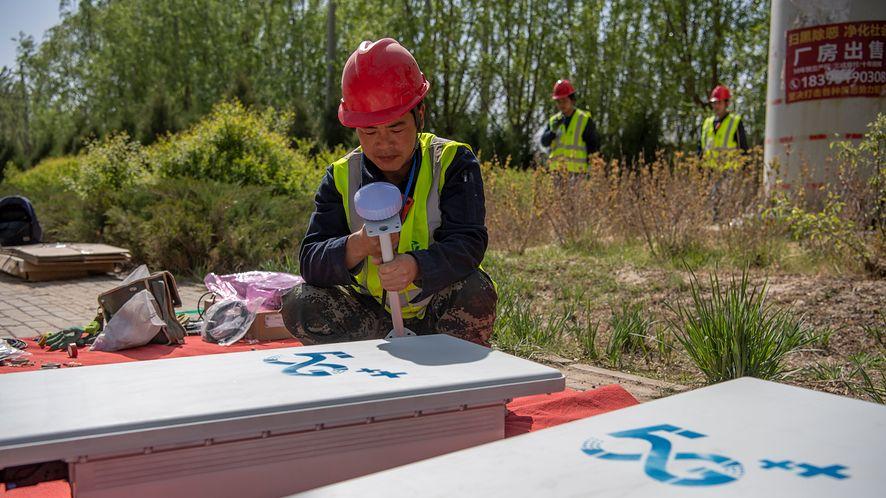 5G prężnie rozwija się w Chinach /Fot. GettyImages