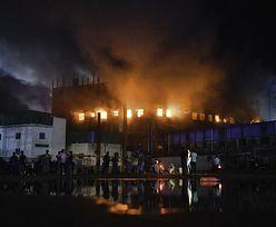 Tragedia w Bangladeszu. Zginęło już kilkadziesiąt osób