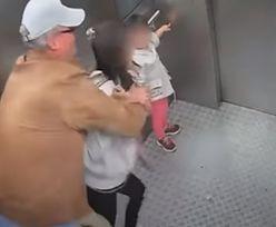 """Uwięził 13-latkę w windzie. Chciał ją pocałować """"jak matka albo siostra"""""""