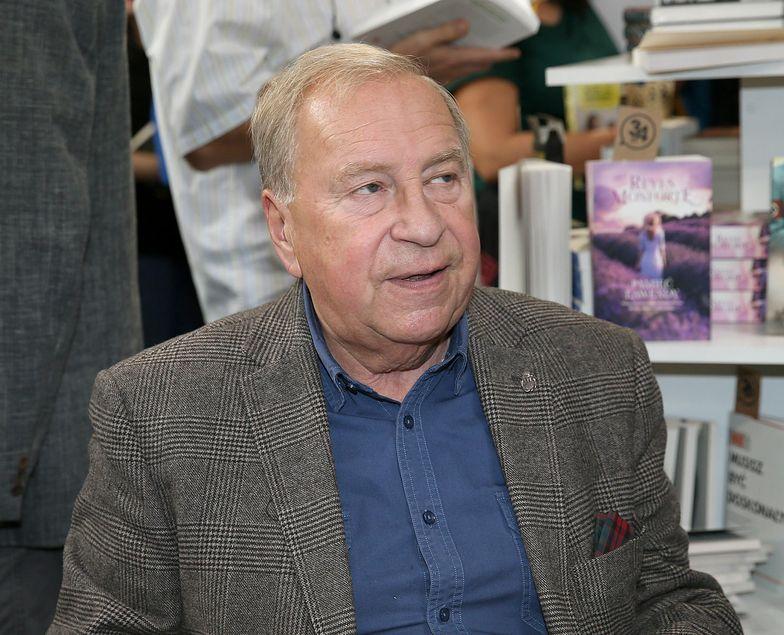 """Rafał Ziemkiewicz kpi z choroby Jerzego Stuhra. """"Niech to będzie przestrogą"""""""