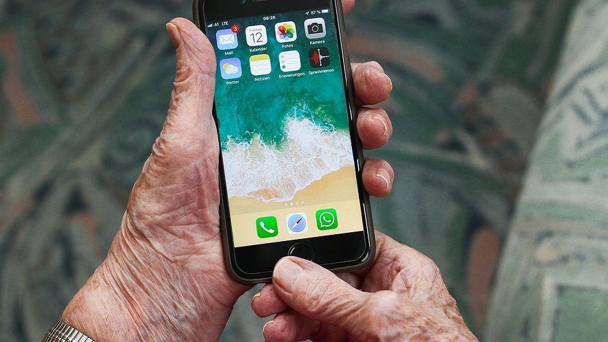 Aplikacja Zakupy SMS dla seniora ma pomóc najbardziej potrzebujących w trakcie epidemii koronawirusa/fot. Pixabay