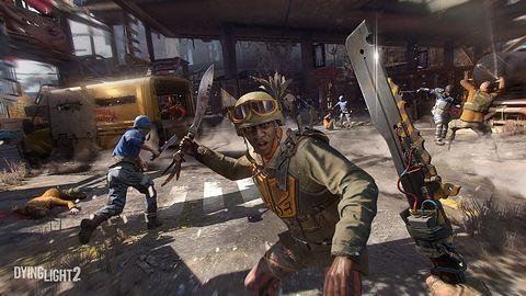 Dying Light 2. O grze wiemy coraz więcej. Będą mikropłatności