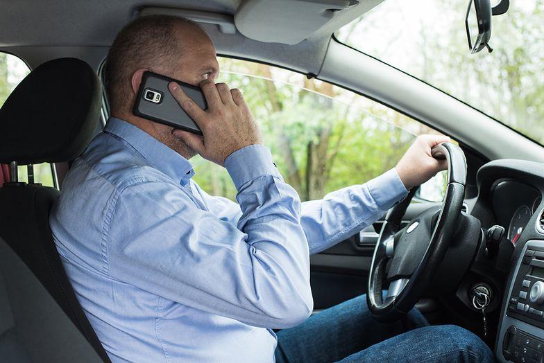 Dożywocie dla kierowców, którzy spowodowali wypadek, bo używali telefonu