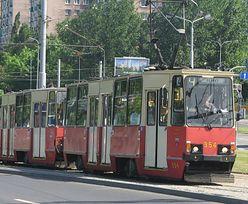 Silnik nagle wyleciał z tramwaju. Pasażerowie ranni