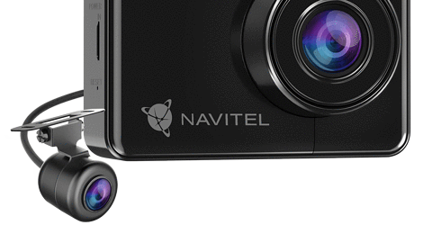 Navitel R700 GPS Dual – wideorejestrator z kamerą cofania za niecałe 500 złotych