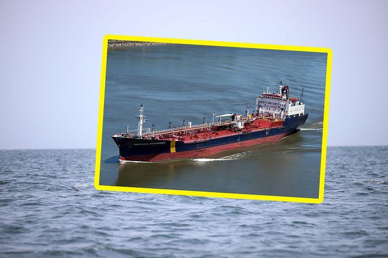 Gorąco na Morzu Arabskim. Porwanie Asfaltowej Księżniczki