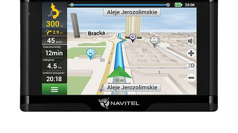 Navitel prezentuje nawigację samochodową z magnetycznym uchwytem