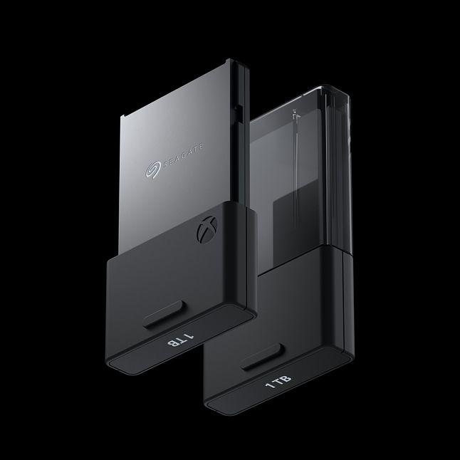 Producentem kart SSD będzie firma Seagate, fot. Microsoft