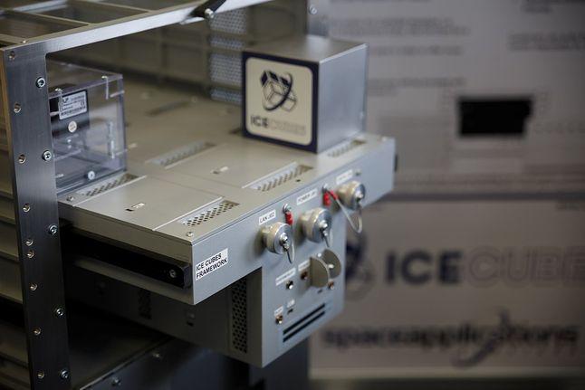 ICE Cube (ESA)