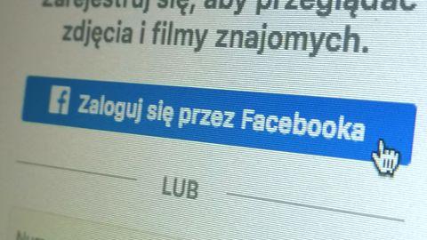 Logowanie z Facebookiem może być ryzykowne, zewnętrze skrypty kradną dane