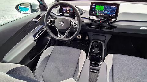 Volkswagen ID.3: Systemy zarządzania energią, wspomagające kierowcę i bezprzewodowy Android Auto